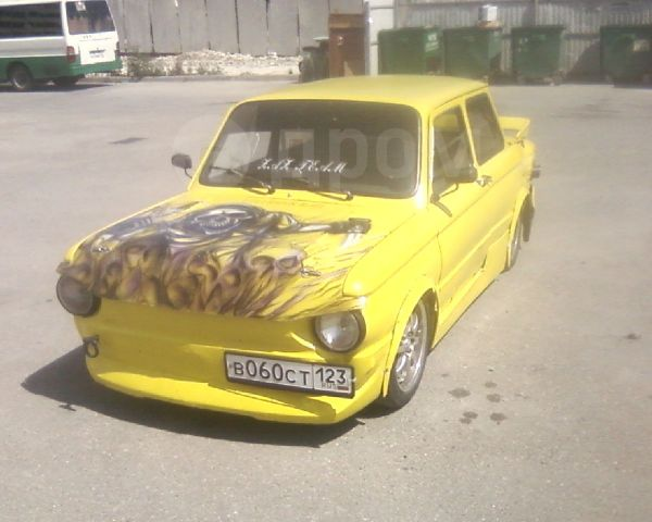 ЗАЗ Запорожец, 1988 год, 150 000 руб.