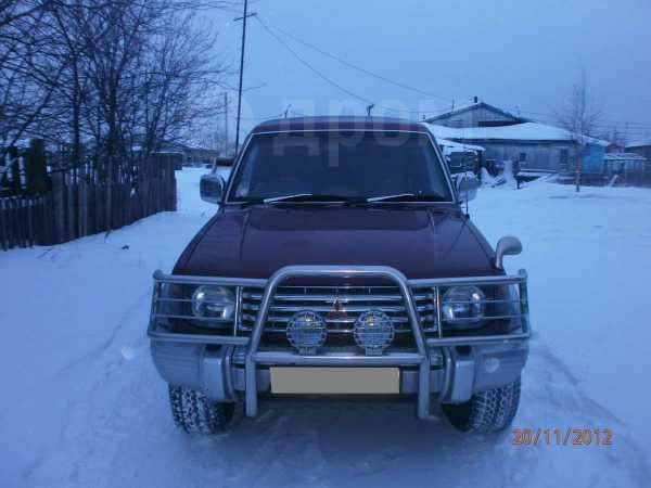 Mitsubishi Pajero, 1993 год, 310 000 руб.