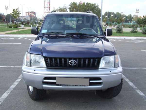 Toyota Land Cruiser Prado, 1996 год, 500 000 руб.