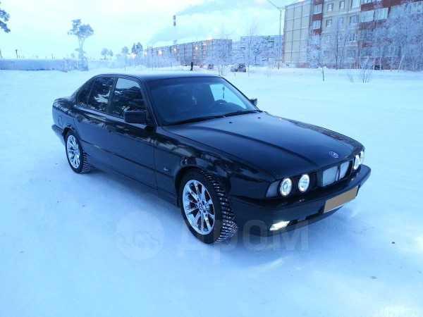 BMW 5-Series, 1995 год, 370 000 руб.