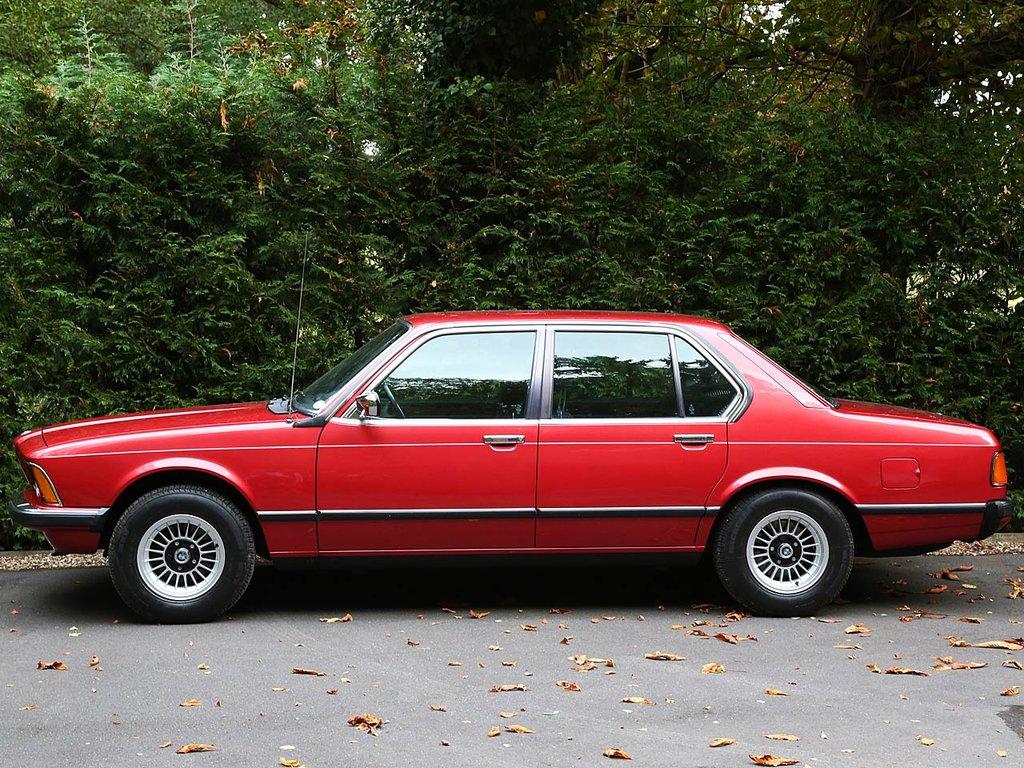 BMW 7-Series 1977, 1978, 1979, 1980, 1981, седан, 1 поколение, E23 технические характеристики и ...