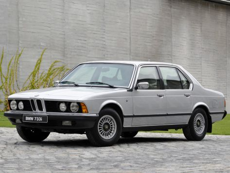 BMW 7-Series (E23) 05.1977 - 04.1983