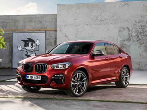 BMW X4 (G02) 03.2018 -  н.в.