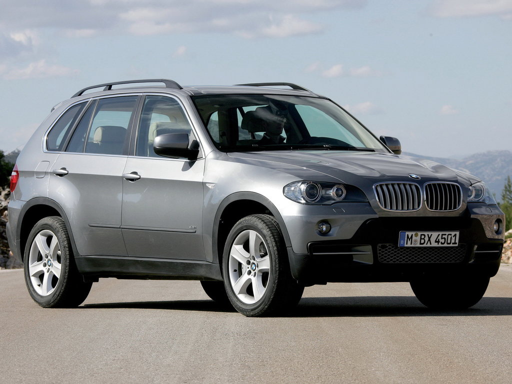 BMW X5 2006, 2007, 2008, 2009, 2010, джип/suv 5 дв., 2 ...