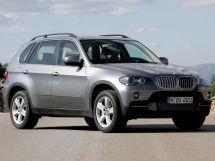 BMW X5 2 поколение, 08.2006 - 05.2010, Джип/SUV 5 дв.