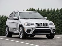 BMW X5 рестайлинг, 2 поколение, 06.2010 - 08.2013, Джип/SUV 5 дв.