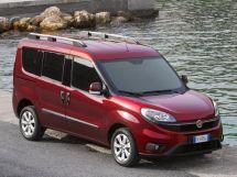 Fiat Doblo рестайлинг 2014, минивэн, 2 поколение, 263