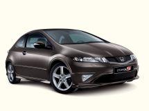 Honda Civic рестайлинг, 8 поколение, 12.2008 - 09.2011, Хэтчбек 3 дв.