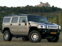 Hummer H2 1 поколение, 01.2002 - 09.2013, Джип/SUV 5 дв.