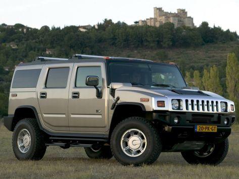 Hummer H2 (E85) 01.2002 - 09.2013
