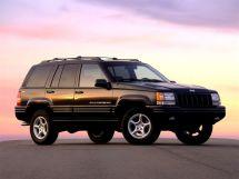 Jeep Grand Cherokee рестайлинг 1995, джип/suv 5 дв., 1 поколение, ZJ