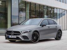 Mercedes-Benz A-Class 2018, хэтчбек, 4 поколение, W177