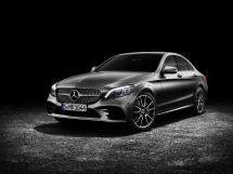 Mercedes-Benz C-Class рестайлинг 2018, седан, 4 поколение, W205