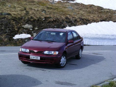 Nissan Almera (N15) 03.1998 - 01.2000