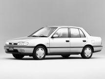 Nissan Pulsar 1990, седан, 4 поколение, N14