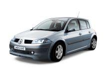 Renault Megane 2 поколение, 09.2002 - 12.2005, Хэтчбек 5 дв.