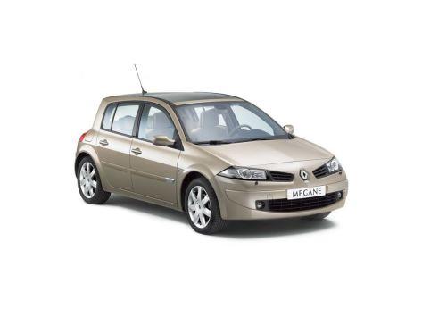 Renault Megane  01.2006 - 09.2009