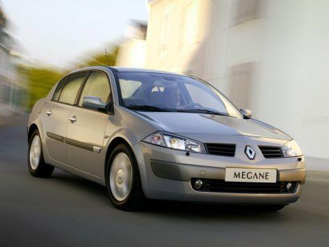 Renault Megane  09.2002 - 12.2005
