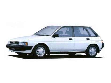 Toyota Corsa (L30) 05.1986 - 04.1988