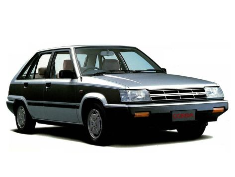 Toyota Corsa (L20) 05.1982 - 04.1986