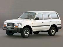 Toyota Land Cruiser рестайлинг 1995, джип/suv 5 дв., 9 поколение, J80