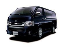 Toyota Regius Ace 3-й рестайлинг, 2 поколение, 12.2013 - н.в., Коммерческий фургон