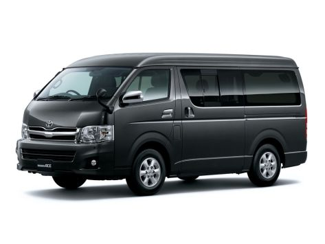 Toyota Regius Ace (H200) 07.2010 - 12.2013