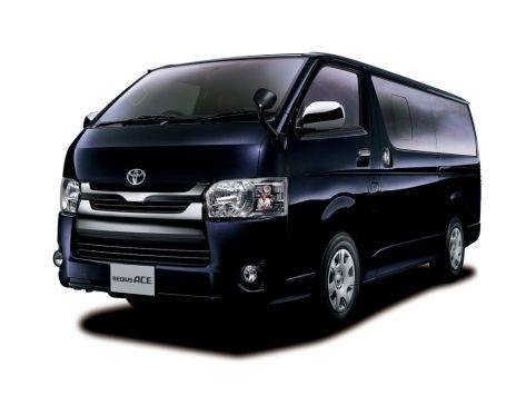 Toyota Regius Ace (H200) 12.2013 - 04.2020