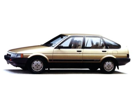 Toyota Sprinter (E80) 05.1983 - 04.1987