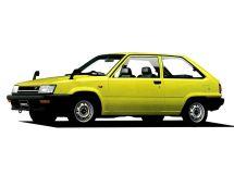 Toyota Tercel 1983, хэтчбек 3 дв., 2 поколение, L20