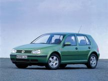 Volkswagen Golf 1997, hatchback, 4th generation, Mk4