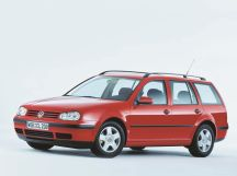 Volkswagen Golf 1999, wagon, 4th generation, Mk4