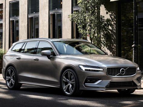 Volvo V60  02.2018 -  н.в.