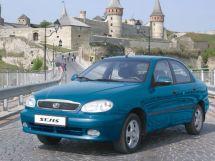 ЗАЗ Сенс 2007, седан, 1 поколение