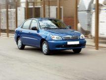 ЗАЗ Сенс рестайлинг 2009, седан, 1 поколение, T150