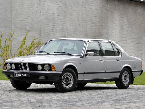 BMW 7-Series 1977 - 1983
