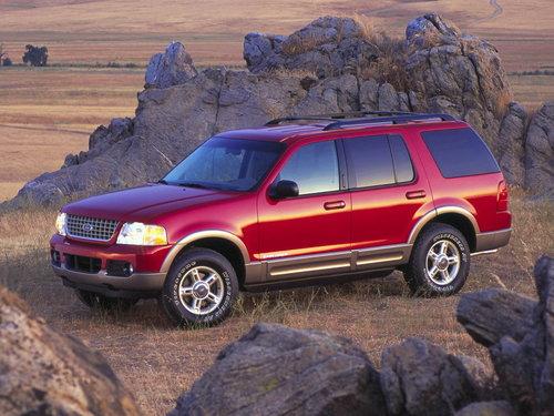 Ford Explorer 2001 - 2005