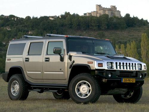 Hummer H2 2002 - 2013