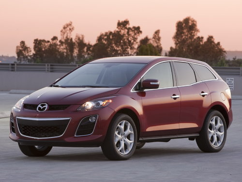 Mazda CX-7 2009 - 2012