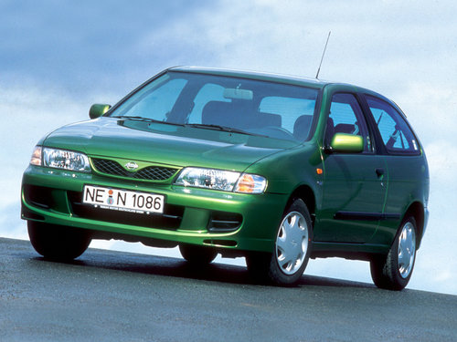 Nissan Almera 1995 - 1998