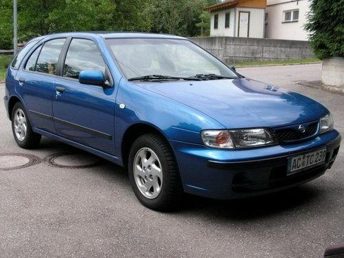 Nissan Almera 1998 - 2000
