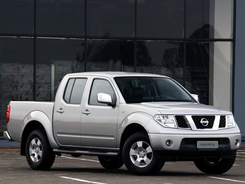 Nissan Navara 2004 - 2010