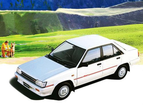 Toyota Corsa 1982 - 1989