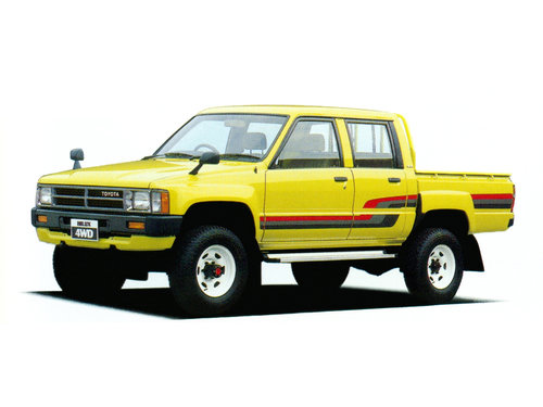 Toyota Hilux Pick Up 1983 - 1988