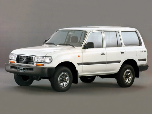 Toyota Land Cruiser 1995 - 1997