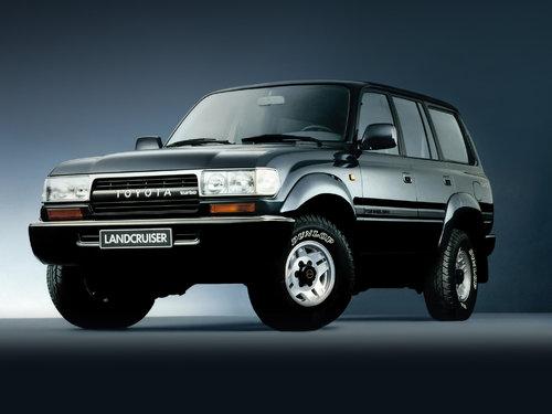 Toyota Land Cruiser 1990 - 1995