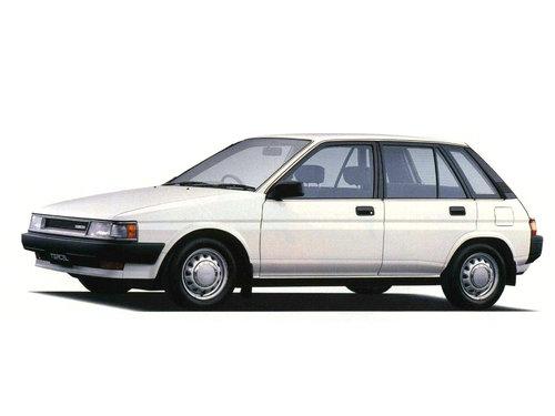 Toyota Tercel 1986 - 1988