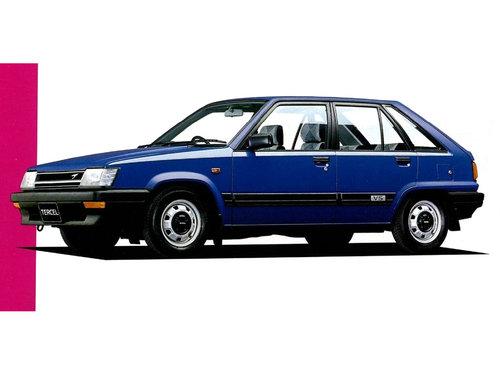 Toyota Tercel 1982 - 1986
