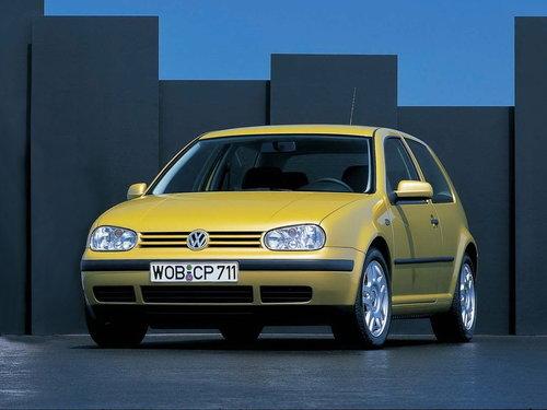 Volkswagen Golf 1997 - 2004