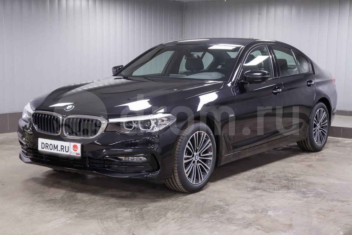 BMW 5-Series